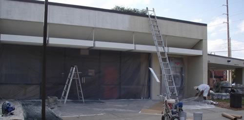 Commercial Painters Cleaning Services Pressure Washing